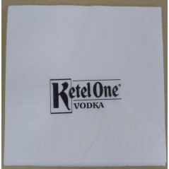 Serviette 30x30 Ketel one
